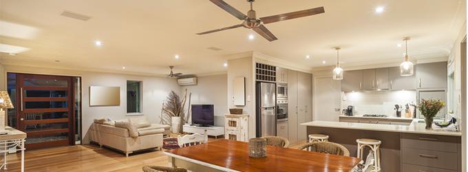 Ceiling Fan Installations - Canberra & Queanbeyan